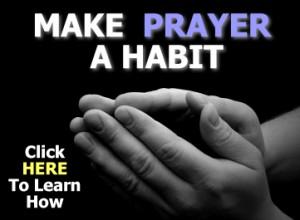 prayer habit