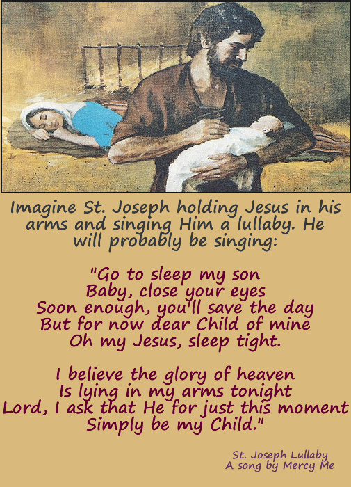 St. Joseph's Lullaby