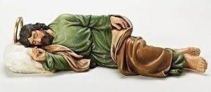 sleeping St. Joseph