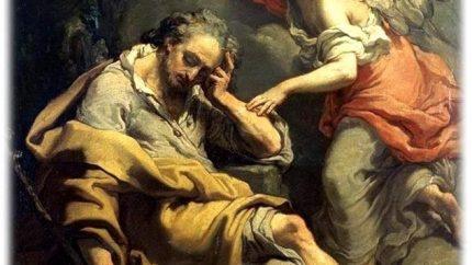 dream of St Joseph