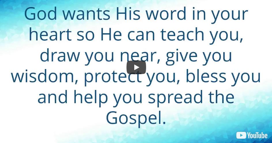 4-Week Memorize Bible Verses Challenge